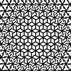 幾何学模様                                                                                                                                                                                 もっと見る