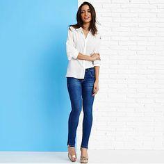 Closet Lit: Jeans Desejo do Dia! #closetlit