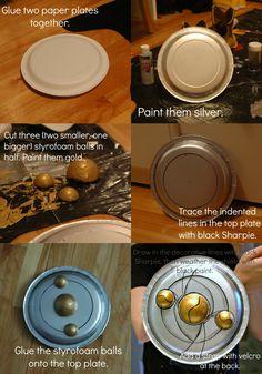 Homura's Shield Tutorial by SpellsGal.deviantart.com on @deviantART