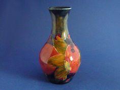 William Moorcroft 'Pomegranate' Vase c1916
