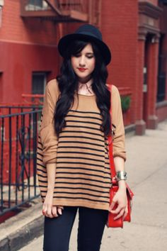 this girl has amazing style!