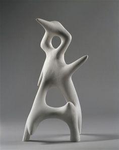 Jean Arp, Squelette d'oiseau, 1947