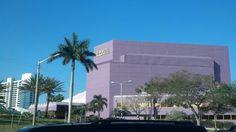 Van Wezel Performing Arts Hall in Sarasota, FL