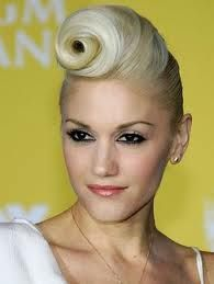 dramatic upstyle hair - Google Search
