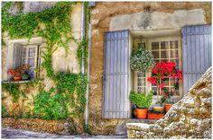 Le Barroux, Vaucluse, Provence-Alpes-Côte d'Azur, France