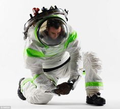NASA's New Spacesuit Looks Just Like Buzz Lightyear's