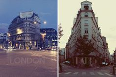London vs Paris | Crossroads