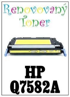Renovovaný toner HP 503A / HP Q7582A za bezva cenu 1518 Kč