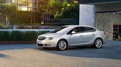 The 2016 Buick Verano's front and rear splash guards accent the body of the Verano while also protecting against tire splashes.