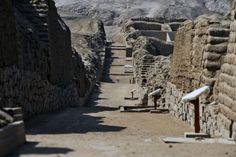 La Ruta del Peregrino, itinerario prehispánico en Perú