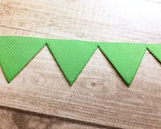 """1 Yard of Green Flag Satin Adhesive Ribbon, Scrapbooking, Card Making, Home Decor, DIY Projects, Celebrate, Decorate, 1"""" wide, Polyester by PaperDahlsLLC on Etsy"""