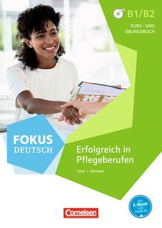 Hueber shopkatalog geschftskommunikation fokus deutsch erfolgreich in pflegeberufen kurs und bungsbuch mit audios online fandeluxe Images