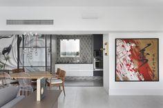 Projeto e Exeução: Ketlein Amorim Arquitetura e Design #sala #salaintegrada