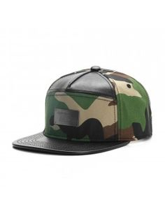 Cayler & Sons Black label Plated snapback cap camo