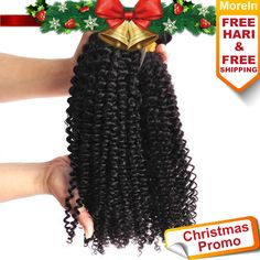 Ali express Human hair kinky curly