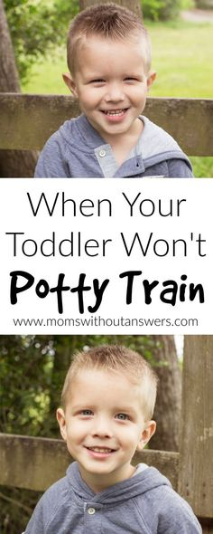 Potty training tips for toddlers who don't want anything to do with using a toilet