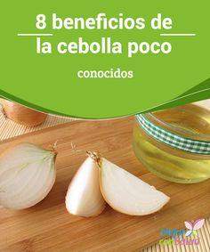 8 beneficios de la cebolla poco conocidos La cebolla seguramente es uno de los alimentos básicos en tu dieta. Parece que se las arreglase para encontrar un espacio en muchísimas de tus recetas favoritas. Por supuesto, no es nada nuevo.
