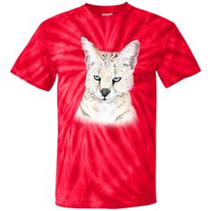 You'll be cat-like when you sport this Frosty the White ... Please share it! http://catrescue.myshopify.com/products/cd100y-youth-tie-dye-t-shirt-2?utm_campaign=social_autopilot&utm_source=pin&utm_medium=pin