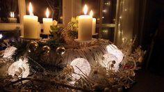 Shabby Chic Christmas Wreath Ideas