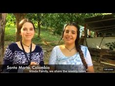 The Vrinda Bogota Office reports with Srila Paramadvaiti Swami from Gambhira Eco Yoga Village in Santa Marta Colombia to share the weekly news of the Vrinda Family.
