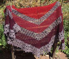 Crochet Ravelry: Summer Breeze / Brise d'été pattern by EclatDuSoleil