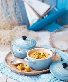 Crab Soup - Le Creuset Recipe