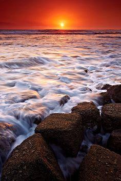 Echo Beach - Canggu, Bali, Indonesia