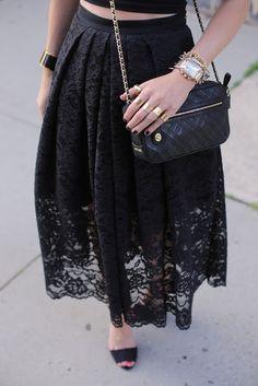 rocker lace