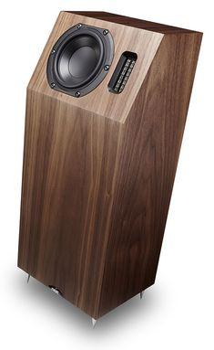 NEAT Acoustics Iota Alpha loudspeaker   Stereophile.com