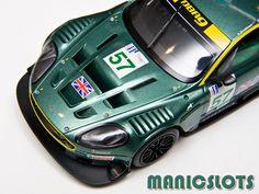 Slot Car, Scalextric, Aston Martin Racing