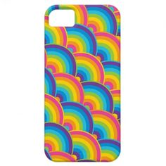 rainbows iPhone 5 cases