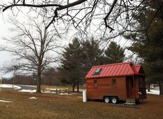 Tiny house, big benefits: Freedom from a mortgage — and stuff