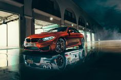 BMW M4 Competition F82