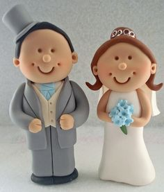 Bride and Groom Wedding Cake Topper with top by Black Wedding Themes, Pink Wedding Theme, Wedding Hair Flowers, Black Wedding Dresses, Mini Wedding Cakes, Custom Wedding Cake Toppers, Wedding Prep, Wedding Ideas, Perfect Pink