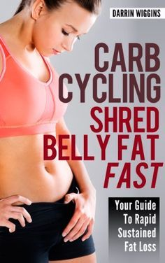 Carb Cycling Shreds Belly FatIt's true. Just search carb cycling and you will see who uses it for extreme weight loss. Darrin has persona
