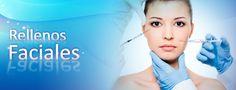 Rellenos de ácido hialuronico , seguros , con productos compatibles con el cuerpo humano aprobados para su uso únicamente medico