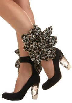 Amazing, over-the-top shoes