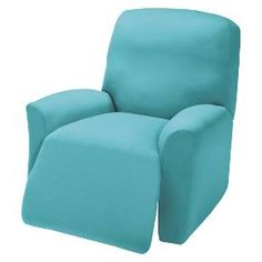 Jersey Large Recliner Slipcovers