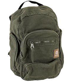 Roxy Canvas Backpack
