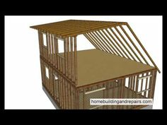 (2) How to Make Attic Larger by Adding Exterior Wall – Major Remodeling Project - YouTube