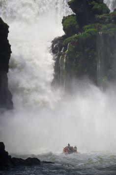 Argentina. Misiones. PN de Iguazu. Cataratas de Iguazu