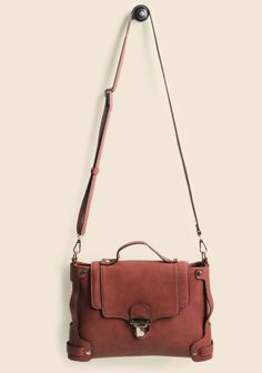 Joslyn Messenger Bag In Rust By Melie Bianco #ruche #shopruche