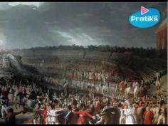 Vidéo 2'43 - L'histoire de la fête du 14 juillet en France - https://www.youtube.com/watch?v=FDOligI_Nic
