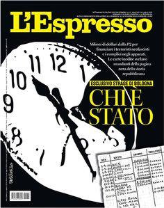 La copertina dell'Espresso in edicola e online da domenica 26 luglio