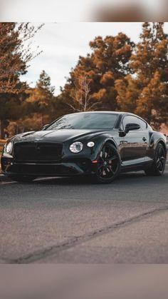 Maserati, Bugatti, Lamborghini, Ferrari, Black Bentley, Bentley Gt, Continental Cars, Bentley Continental Gt, My Dream Car