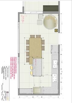 Kitchen Layout Plans, Kitchen Layouts With Island, Kitchen Cabinet Layout, Kitchen Floor Plans, Kitchen Island With Seating, Kitchen Room Design, Modern Kitchen Cabinets, Living Room Kitchen, Kitchen Interior