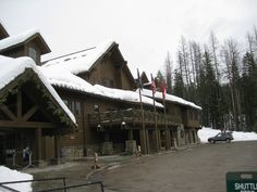 """The obvious answer would be, """"Don't live in Montana in the winter"""", but given that I do live in Montana in the winter, I have come to the to. Montana Winter, Survival, Cabin, Live, House Styles, Travel, Viajes, Cabins, Destinations"""
