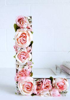 diy lettre fleurie mariage   flowers diy wedding Deco Fleur Mariage,  Décoration Florale Mariage, d6bc5705eb6