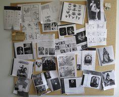 Joanna-Neborsky-Paris-Review, On Cataloguing Flaubert via Paris Review