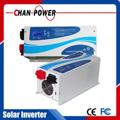 Solar Panel Manufacturing Machine Air Conditioner Off Grid Inverters 24v 220v 3000w Inverters dc to ac Invertor in Russia